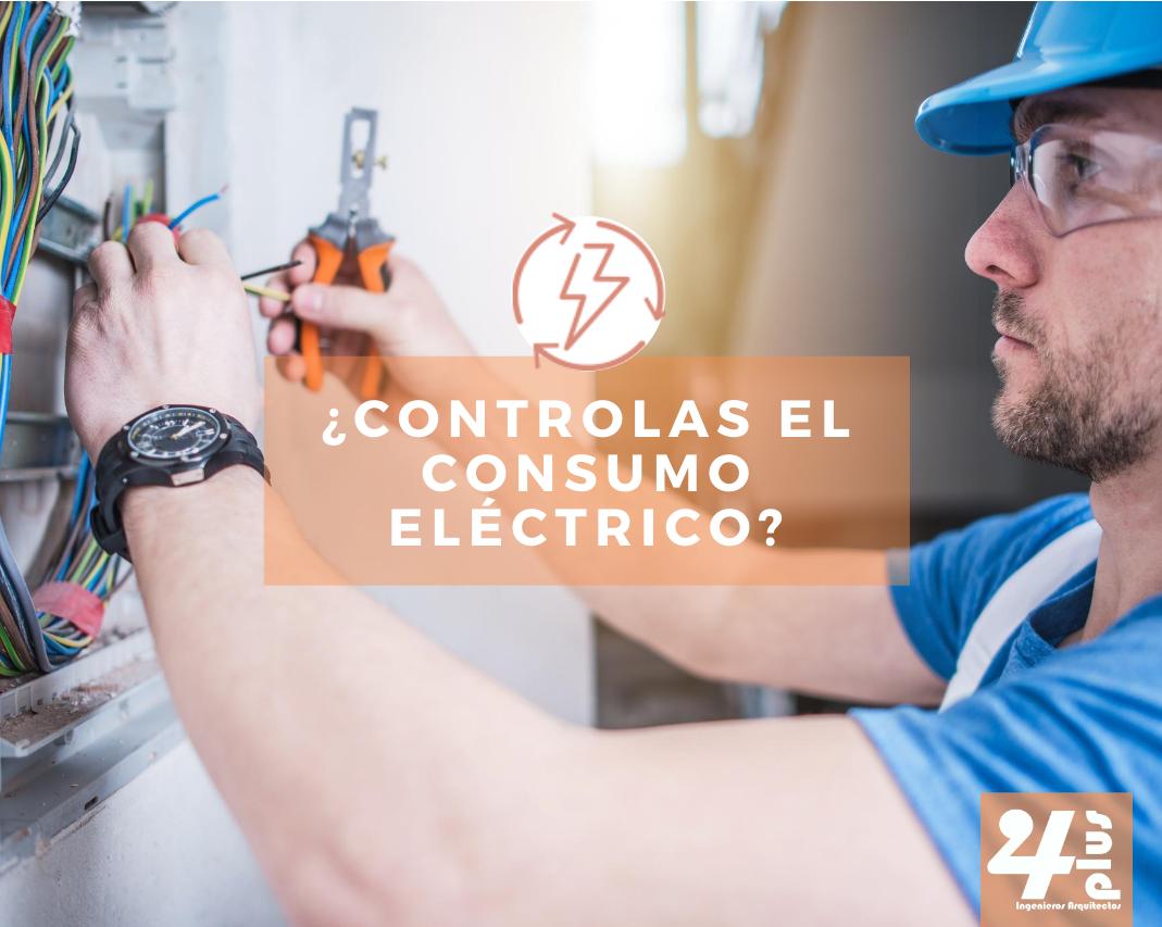 Medi tu consumo electrico de tus instalaciones