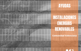AYUDAS ENERGIA SOLAR FOTOVOLTAICA