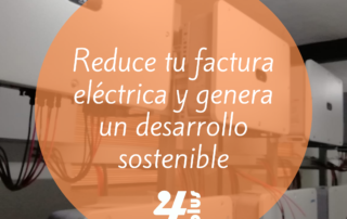 Reduce tu factura electrica
