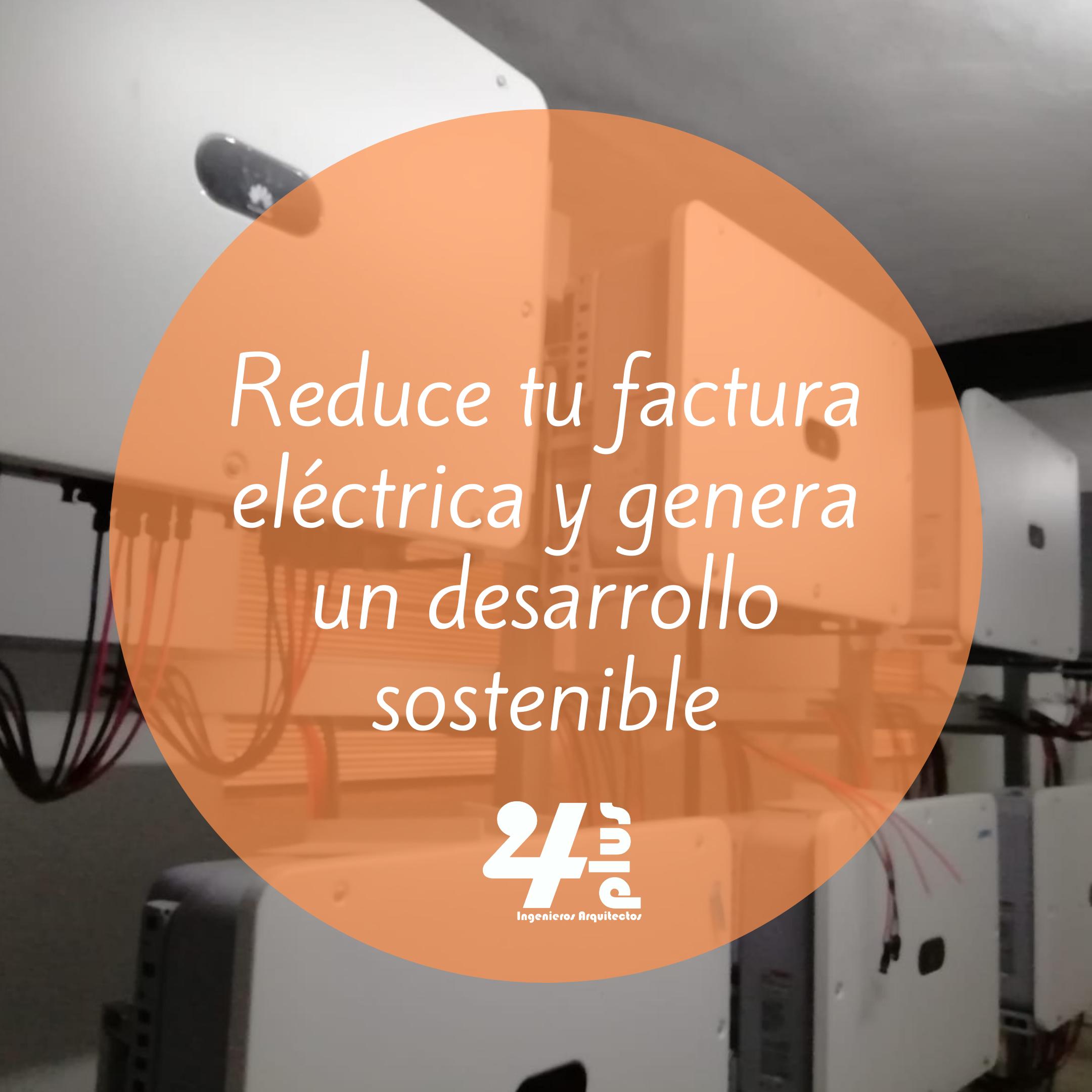 Reduce tu factura electrica