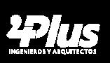 4Plus Ingenieros y Arquitectos S.L. Logo